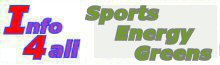 Sports Energy Greens Supplement